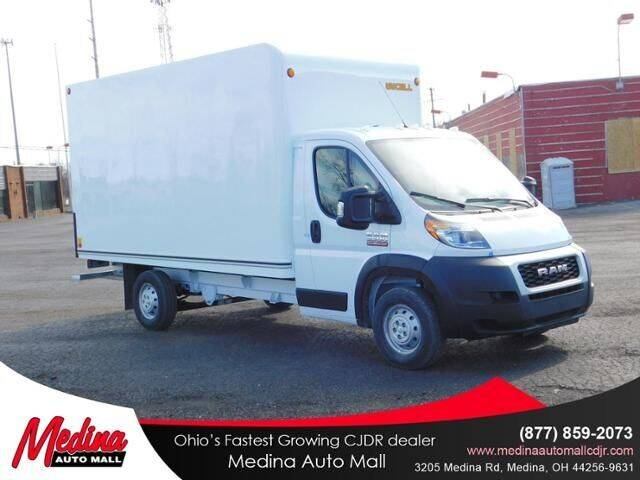 2021 RAM ProMaster Cutaway Chassis for sale in Medina, OH