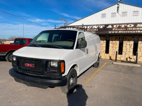 2000 GMC Savana Cargo for sale at Discount Auto Sales in Wichita KS