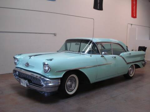 1957 Oldsmobile Golden Rocket Eighty-Eight 88 for sale at DRIVE INVESTMENT GROUP in Frederick MD