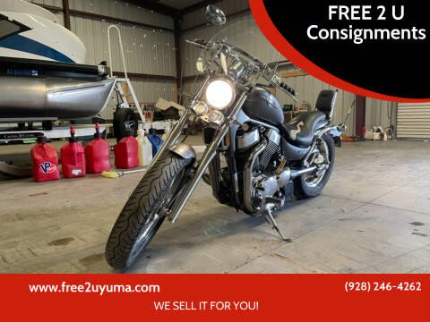 2005 Suzuki Boulevard  for sale at FREE 2 U Consignments in Yuma AZ