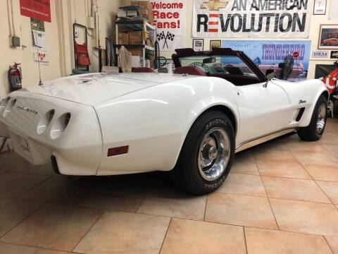 1975 Chevrolet Corvette for sale at A & A Classic Cars in Pinellas Park FL