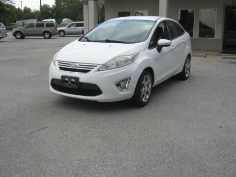 2011 Ford Fiesta for sale at Premier Motor Co in Springdale AR
