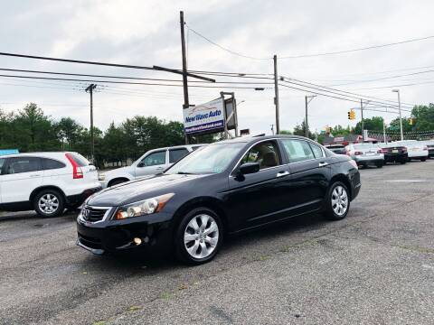 2009 Honda Accord for sale at New Wave Auto of Vineland in Vineland NJ