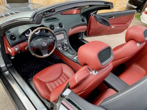 2011 Mercedes-Benz SL-Class for sale at JD MOTORS in Austin TX