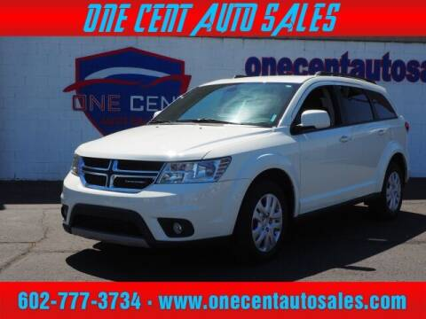 2019 Dodge Journey for sale at One Cent Auto Sales in Glendale AZ