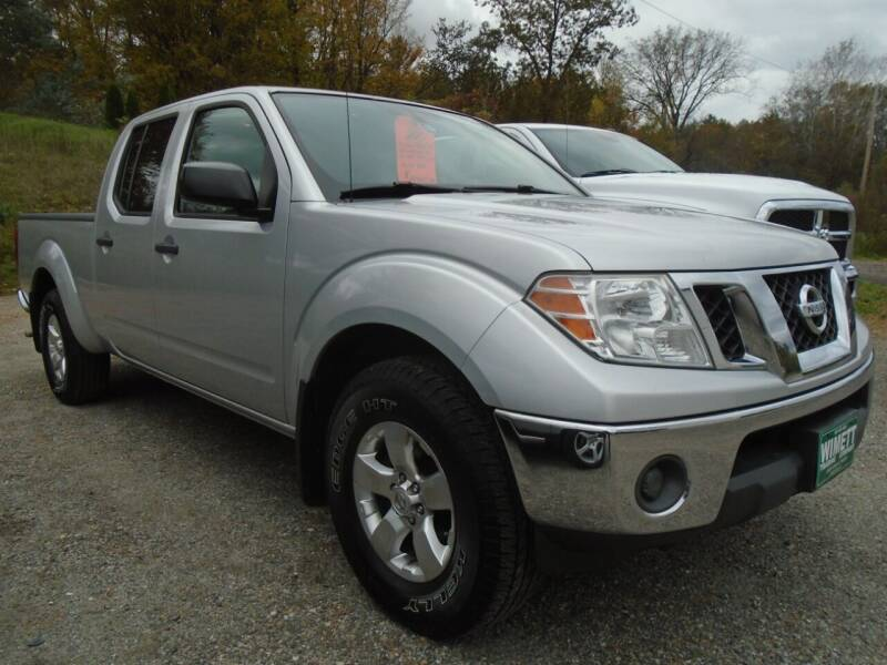 2010 Nissan Frontier for sale at Wimett Trading Company in Leicester VT