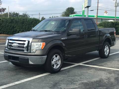 2009 Ford F-150 for sale at RUSH AUTO SALES in Burlington NC