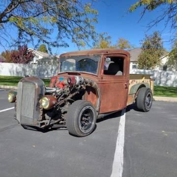 1935 International Rat Rod for sale at Classic Car Deals in Cadillac MI