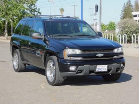 2004 Chevrolet TrailBlazer for sale at General Auto Sales Corp in Sacramento CA