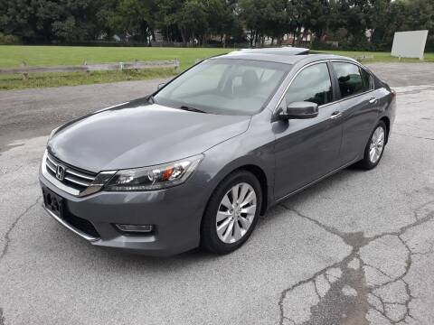 2013 Honda Accord for sale at Select Auto Brokers in Webster NY