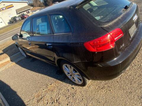 2011 Audi A3 for sale at Reliable Auto in Cannon Falls MN