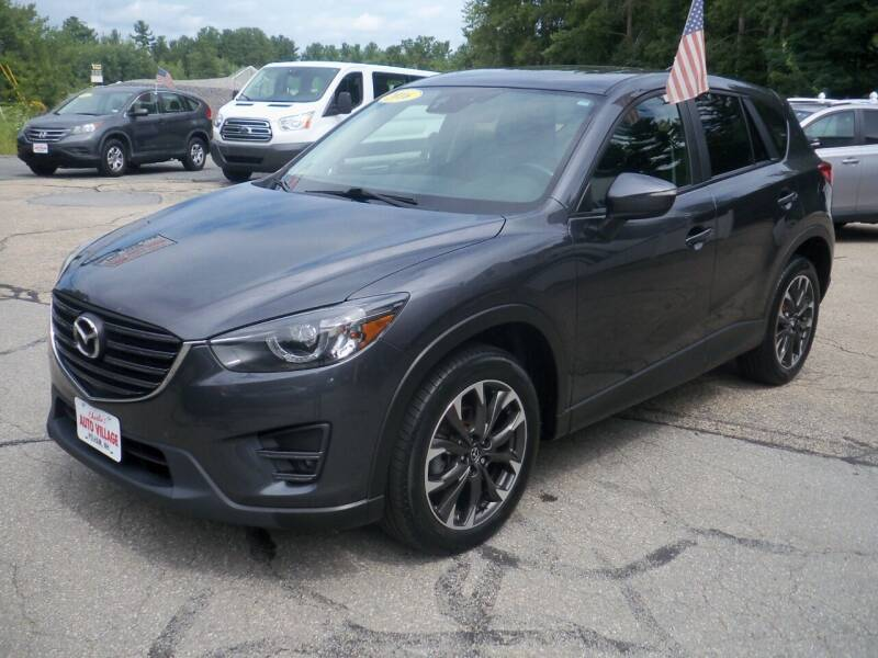 2016 Mazda CX-5 for sale at Charlies Auto Village in Pelham NH