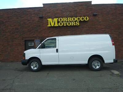 2008 Chevrolet Express Cargo for sale at Morrocco Motors in Erie PA