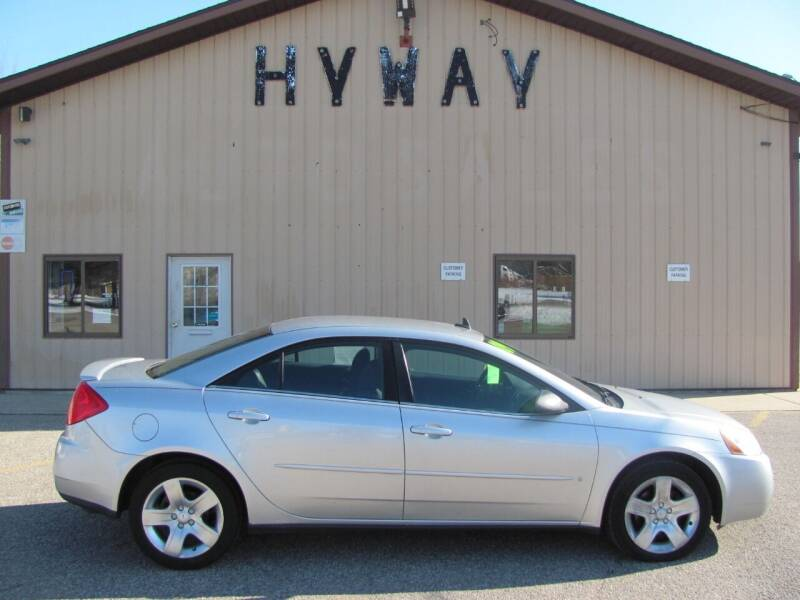 2009 Pontiac G6 for sale at HyWay Auto Sales in Holland MI