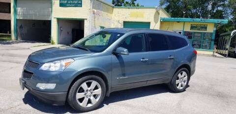2009 Chevrolet Traverse for sale at Stewart Auto Sales Inc in Central City NE
