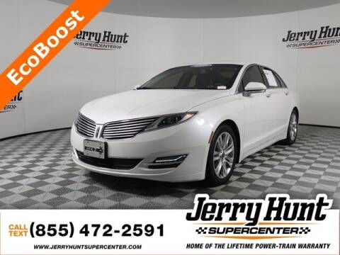 2015 Lincoln MKZ for sale at Jerry Hunt Supercenter in Lexington NC
