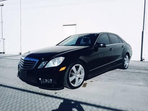 2010 Mercedes-Benz E-Class for sale at 57 Auto Sales in San Antonio TX