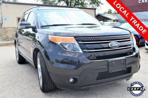 2013 Ford Explorer for sale at LAKESIDE MOTORS, INC. in Sachse TX