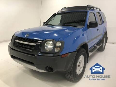 2002 Nissan Xterra for sale at AUTO HOUSE PHOENIX in Peoria AZ