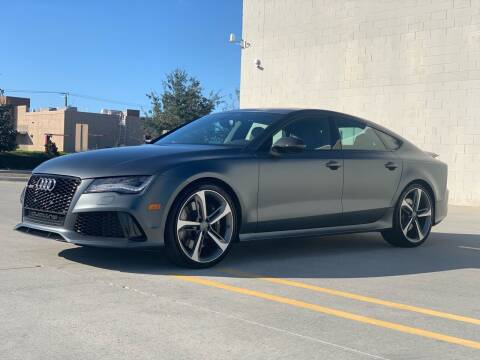 2014 Audi RS 7 for sale at Santos Autos in Bradenton FL