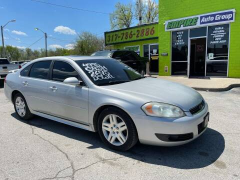 2011 Chevrolet Impala for sale at Empire Auto Group in Indianapolis IN