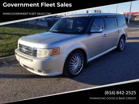 2010 Ford Flex for sale at Government Fleet Sales in Kansas City MO