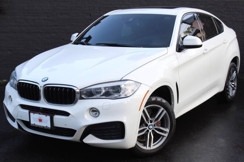 2016 BMW X6 for sale at Kings Point Auto in Great Neck NY
