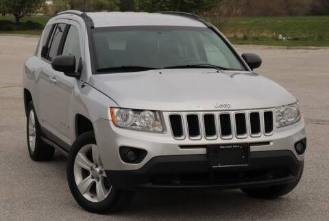 2012 Jeep Compass for sale at Big O Auto LLC in Omaha NE