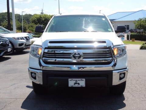 2017 Toyota Tundra for sale at Auto Finance of Raleigh in Raleigh NC