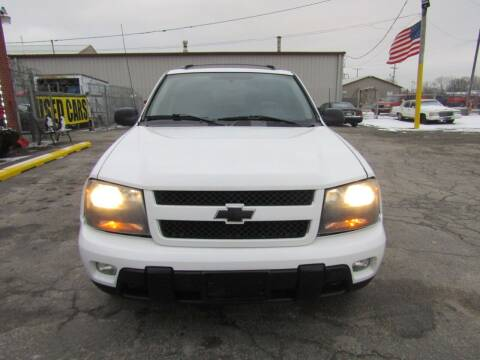 2009 Chevrolet TrailBlazer for sale at X Way Auto Sales Inc in Gary IN