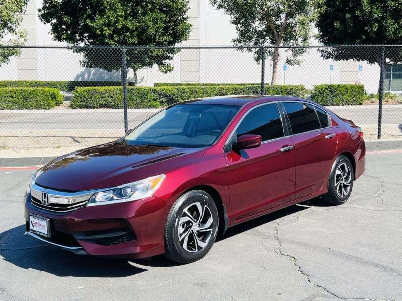 2017 Honda Accord for sale at CARLIFORNIA AUTO WHOLESALE in San Bernardino CA