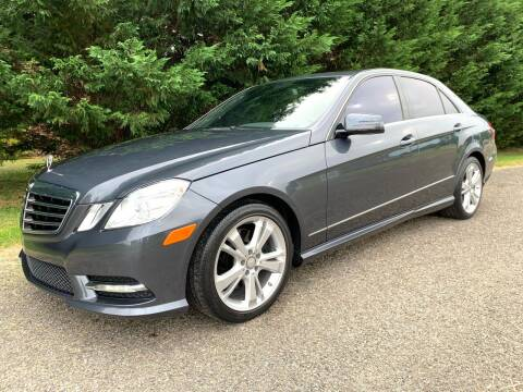 2013 Mercedes-Benz E-Class for sale at 268 Auto Sales in Dobson NC