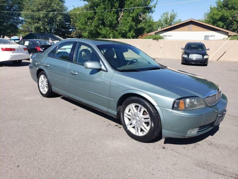 2005 Lincoln LS for sale at Progressive Auto Sales in Twin Falls ID