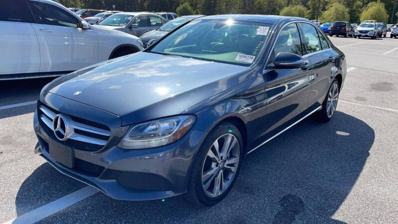 2015 Mercedes-Benz C-Class for sale at Bmore Motors in Baltimore MD