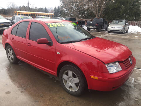2002 Volkswagen Jetta for sale at Don's Sport Cars in Hortonville WI