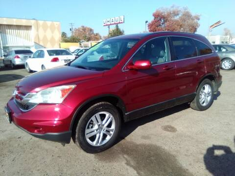 2010 Honda CR-V for sale at Larry's Auto Sales Inc. in Fresno CA