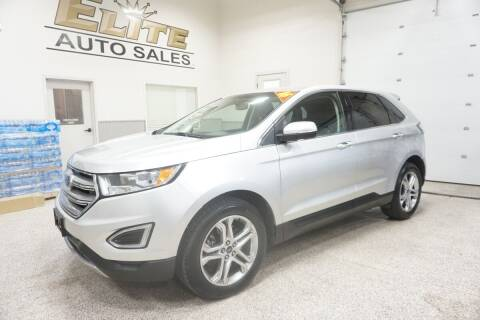 2016 Ford Edge for sale at Elite Auto Sales in Ammon ID