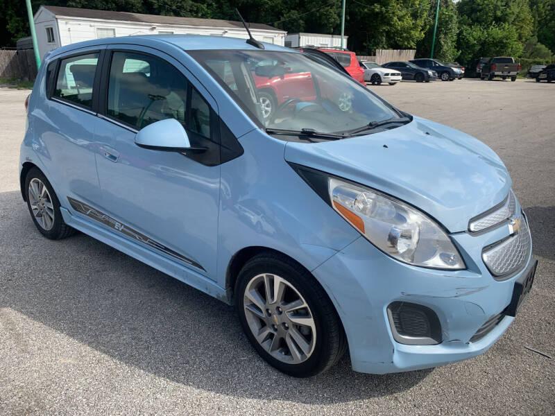 2014 Chevrolet Spark EV for sale at CARPLEX MOTORS in Houston TX