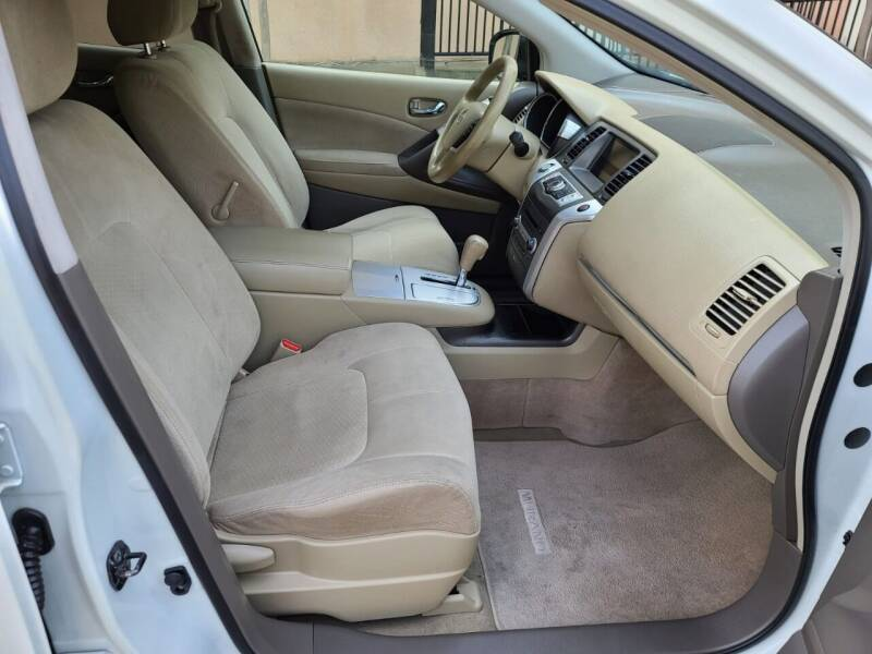 2011 Nissan Murano SL 4dr SUV - Houston TX