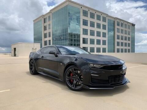 2019 Chevrolet Camaro for sale at SIGNATURE Sales & Consignment in Austin TX
