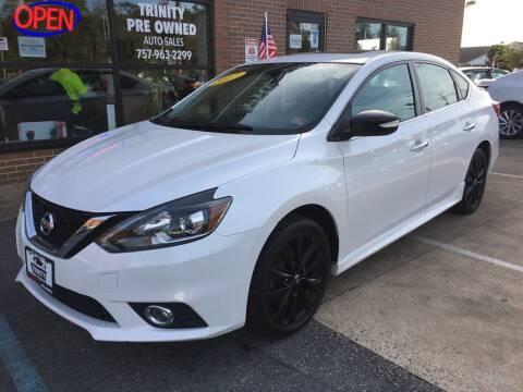 2017 Nissan Sentra for sale at Bankruptcy Car Financing in Norfolk VA