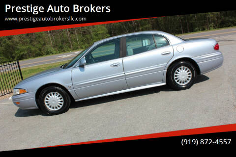2004 Buick LeSabre for sale at Prestige Auto Brokers in Raleigh NC