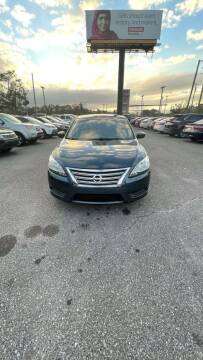 2013 Nissan Sentra for sale at Gulf South Automotive in Pensacola FL
