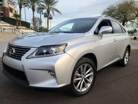 2015 Lexus RX 350 for sale at Arizona Auto Resource in Tempe AZ