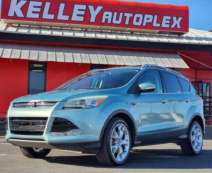 2013 Ford Escape for sale at Kelley Autoplex in San Antonio TX