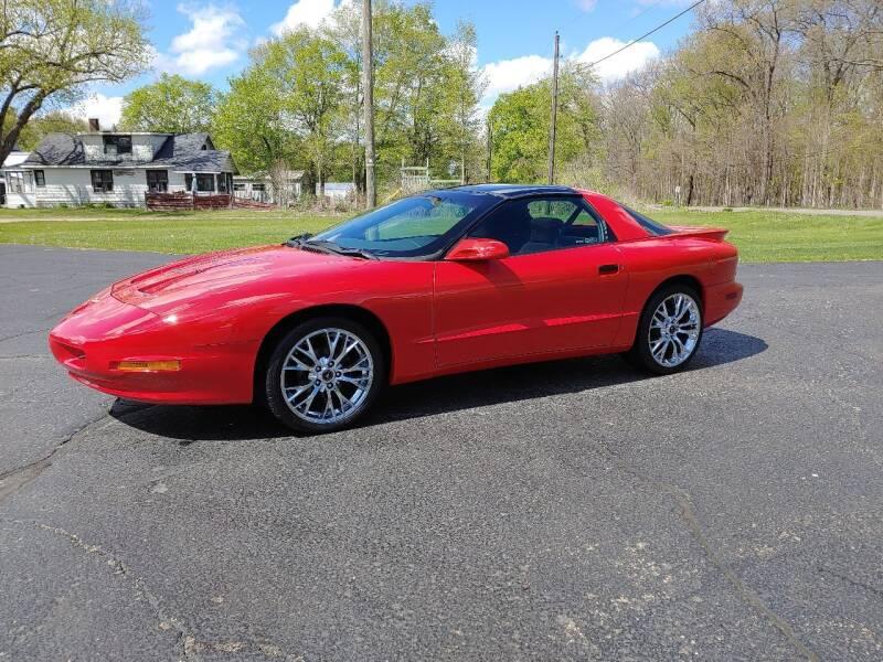 1993 Pontiac Firebird for sale in Paw Paw, MI