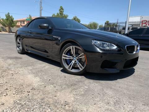 2013 BMW M6 for sale at Boktor Motors in Las Vegas NV