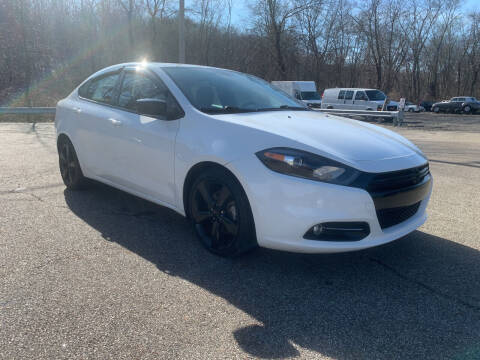 2014 Dodge Dart for sale at George Strus Motors Inc. in Newfoundland NJ