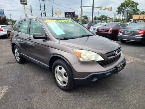 2009 Honda CR-V for sale at Costas Auto Gallery in Rahway NJ