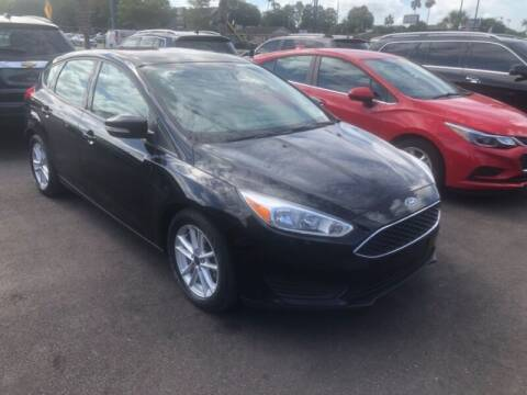 2017 Ford Focus for sale at Empire Automotive Group Inc. in Orlando FL